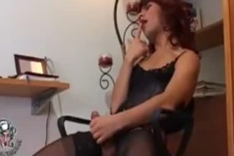 lusty Crossdresser