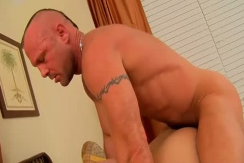 large Daddys large penis banged And Gaped gay cocks wazoo