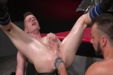 stunning homo Fetish With ejaculation