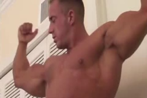 Muscle Worship And jerk off
