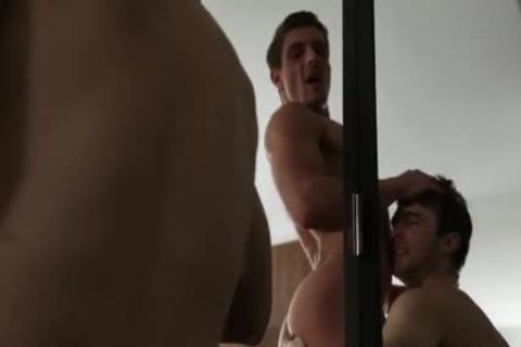 Large ramrod homo butthole Sex With ball batter flow
